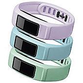 Garmin Vivofit 2 Serenity Accessory Pack, Mint, Cloud, Lilac