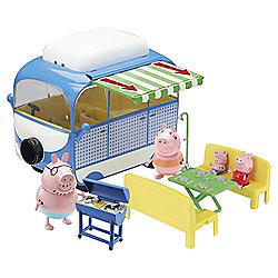 Peppa Pig Tour & Explore Campervan Playset