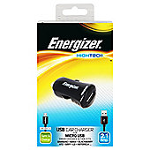 Energizer Hi Tech Micro USB In Car Charger