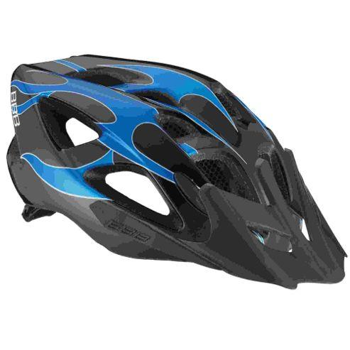 BBB BHE-49 - Solo Helmet (Black & Blue, 52-58cm)