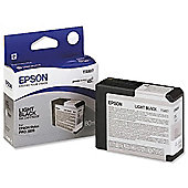 Epson T5807 Ink Cartridge - 80ml (Light Black) for Epson Stylus Pro 3800