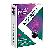 Kaspersky Lab Internet Security 2013 (1 User 1 Year) on DVD