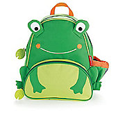 Skip Hop Zoo Pack Kids Backpack - Frog