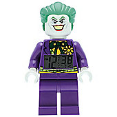 LEGO DC Super Heroes Joker clock