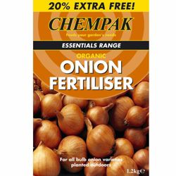 Chempak® Onion Fertiliser - 1 x 1.2kg pack