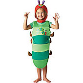 Hungry Caterpillar - Child Costume 3-4 years