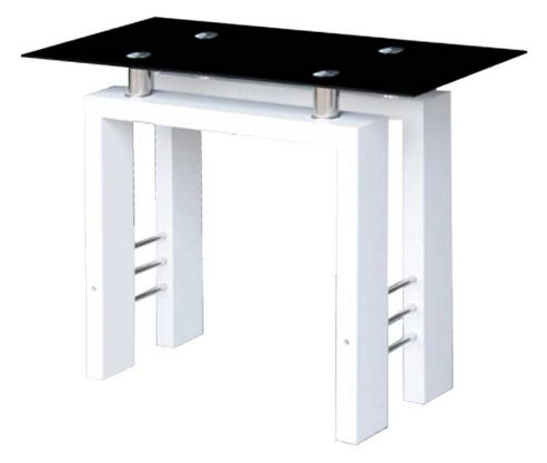 ValuFurniture Metro Console Table White