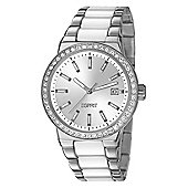 Esprit Feather Ladies Date Display Watch - ES106052002