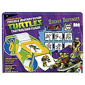 Teenage Mutant Ninja Turtles Sticker Machine