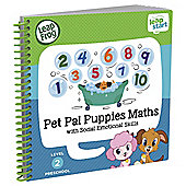 Leapfrog Leapstart Preschool: Level 2 Maths Activity Book