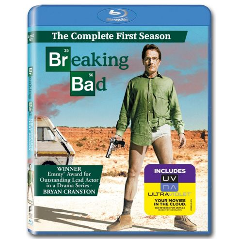 Breaking Bad - Season 1 (Blu-Ray Boxset)