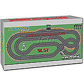 Scalextric Digital Set Sl51 Jadlamracing Layout 4 Cars C7042