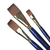 Sapphire Wash Brush Set
