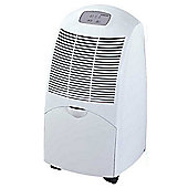 Amcor AD12 12L Dehumidifier for up to 3 bed house with fixed Humidistat
