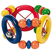 Heimess 733620 Circular Rattle with Bells