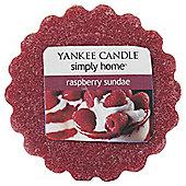 Yankee Raspberry Sundae Melt
