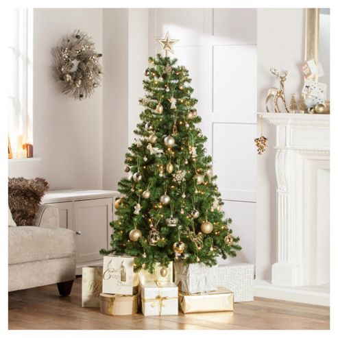 Tesco 6ft Western Pine Christmas Tree