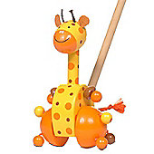 Fiesta Crafts Giraffe Push Along