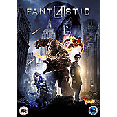 Fantastic Four DVD