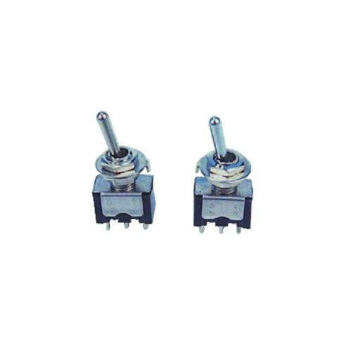 Sub-Miniature SPDT A Type Toggle Switch On-On