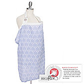 Bebe Au Lait Nursing/Breastfeeding Cover - Muslin Porta