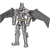 Batman V Superman 30cm Electro-Armour Batman Action Figure