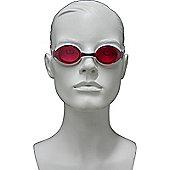 Speedo Merit Swimming Goggles - White