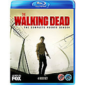 The Walking Dead - Season 4 Bluray