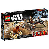 LEGO Star Wars Rogue One Desert Skiff Escape 75174