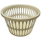 Laundry basket  Cream