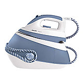 GC7480 2400w InstantCare Pressurised Steam Generator Iron in Blue