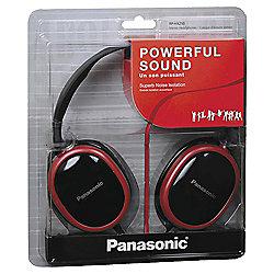 PANASONIC RP-HX250 Headphones Red