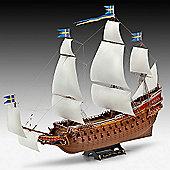 Revell Swedish Regal Ship Vasa 1628 1:150 Model Kit Ships - 05414