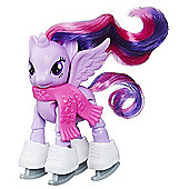My Little Pony Ice Skating Princess Twilight Sparkle Poseable Figure