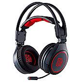 Thermaltake E-Sports Cronos AD Diamond Black Gaming Headset HT-CRA-ANECBK-14
