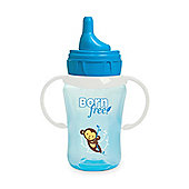 Born Free 260ml Drinking Cup - Blue