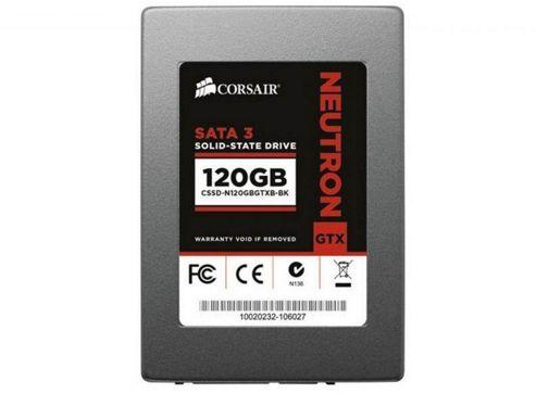 Corsair Neutron Series GTX 120GB 2.5 inch SATA 3 6Gb/s Solid State Drive