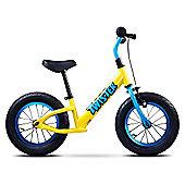Caretero Twister Metal Balance Bike (Yellow)