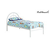 Frank Bosworth Sally Single Bed Frame - White