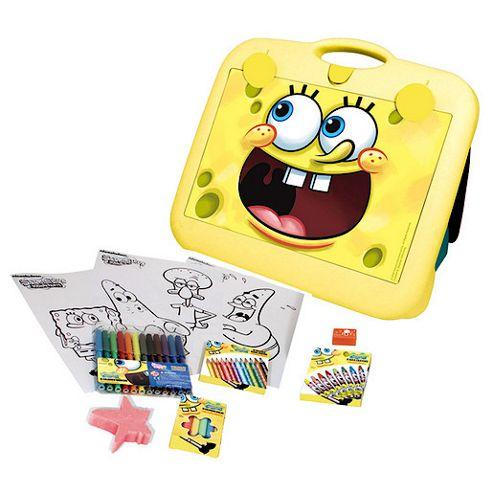 Sponge Bob Square Pants Art Easel