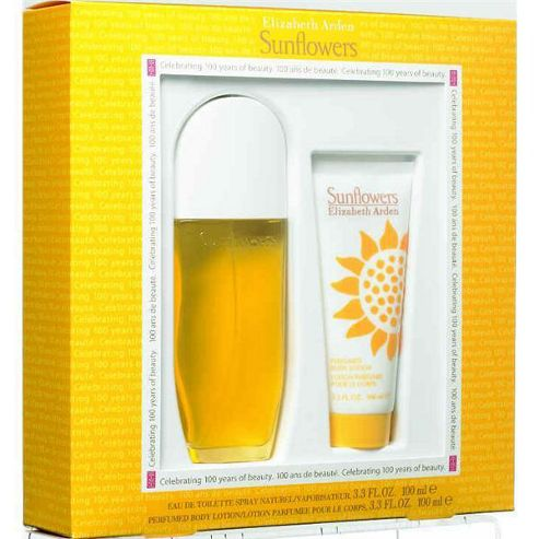 Elizabeth Arden Sunflower Gift Set