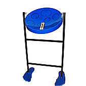 Jumbie Jam Steel Pan in Blue