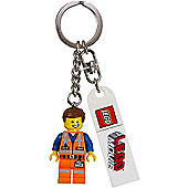 The Lego Movie Keyring - Emmet