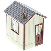 Hornby Skaledale R9785 Crossing Hut - Oo Gauge Buildings