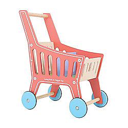 Bigjigs Toys Supermarket Trolley