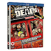Shaun Of The Dead Blu-Ray (Reel Heroes)