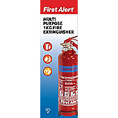 First Alert Multi Purpose 1KG Fire Extinguisher