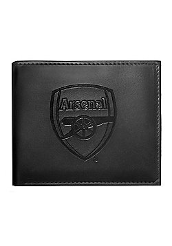 Arsenal FC Wallet - Black