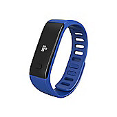 MyKronoz ZeFit Bluetooth Activity Tracker Smart Watch (Blue)