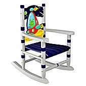 Fantasy Fields Outer Space Rocking Chair